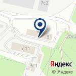 Компания Московская областная таможня на карте