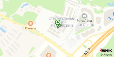 Северный офис-склад в Санкт-Петербурге