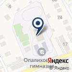 Компания Опалиховская гимназия на карте