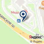 Компания МедОК на карте