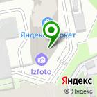 Местоположение компании МедОК
