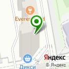 Местоположение компании КОЛОНОК