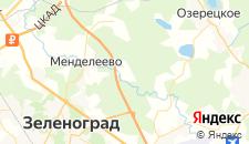 Гостиницы города Клушино на карте