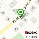 Местоположение компании Креполео