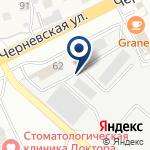 Компания МСВ-НАСКО на карте