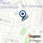 Компания Binexe на карте