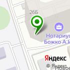 Местоположение компании Левада ТГ
