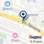 Компания МедСемья+ на карте
