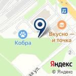 Компания Энергомаг на карте