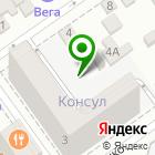 Местоположение компании Русская Мебель