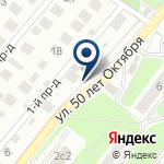 Компания Хинкальная на карте