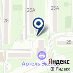 Компания КОВАЧЪ на карте