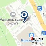 Компания Совет депутатов Красногорского муниципального района на карте