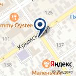 Компания Отдел Военного комиссариата Краснодарского края по городу-курорту Анапа и Анапскому району на карте