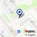 Компания Красногорскмежрайгаз на карте