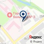 Компания Автотин на карте