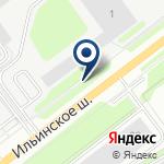 Компания Газпром межрегионгаз Москва на карте