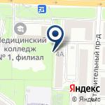 Компания Красногорское медицинское училище на карте