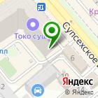 Местоположение компании Деревяшка+