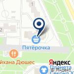 Компания Cco.ru на карте