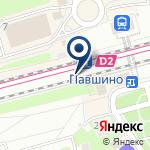 Компания PROservice на карте