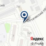 Компания Красногорский профсоюз работников малого бизнеса на карте