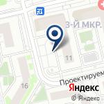 Компания ЗАГС Новомосковского административного округа на карте