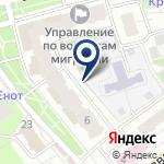Компания Фотошкола.РФ на карте