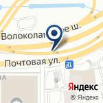 Компания АЗС ТНК на карте