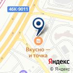 Компания МакКафе на карте