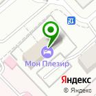 Местоположение компании Флор Сервис Раша