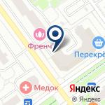 Компания ФРЕНЧ на карте