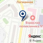 Компания 220-Вольт на карте