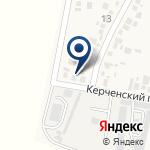Компания Кентавр на карте