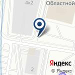 Компания Московский областной гарантийный фонд содействия кредитованию субъектов малого и среднего предпринимательства, НКО на карте