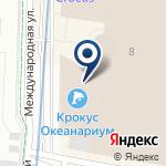 Компания RuDIVE на карте