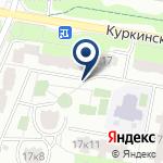 Компания Инженерная служба района Куркино, ГУ на карте