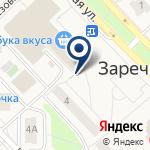 Компания Совет депутатов городского поселения Заречье на карте