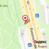 Шиномонтажная мастерская на Аминьевском шоссе