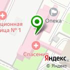 Местоположение компании Экстрамед