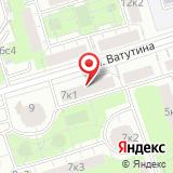 Парикмахерская на ул. Ватутина, 7 к1
