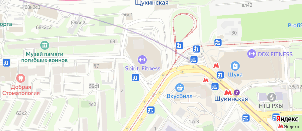 Анализы на станции метро Щукинская в Lab4U
