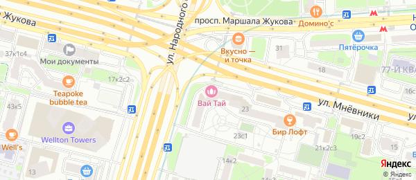 Анализы на станции метро Полежаевская в Lab4U
