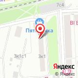 Парикмахерская на ул. Берзарина, 3 к1