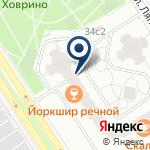 Компания Generatordoma на карте