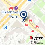 Компания Слетать.ру на карте