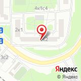 Салон-парикмахерская на ул. Маршала Федоренко, 2 к2
