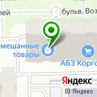 Местоположение компании СладKids