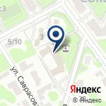 Компания Инженерная служба района Сокол, ГУ на карте