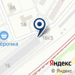 Компания Атос Про на карте